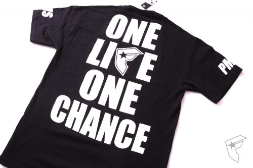 One Life One Chance Famous Stars and Straps