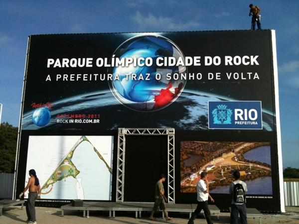Parque Olímpico Cidade do Rock