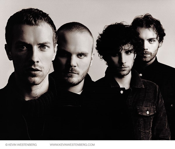 Quinto álbum do Coldplay será conceitual