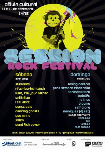 Session Rock Festival