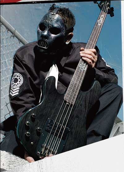 Slipknot continuara sem Paul Gray