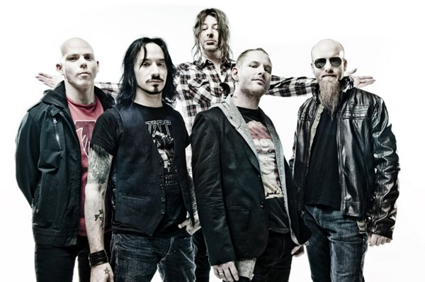Stone Sour é confirmado no Rock In Rio 2011