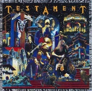 TESTAMENT - Live at the Fillmore (1995)