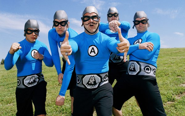 The Aquabats libera música nova