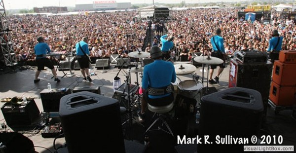 The Aquabats no Bamboozle 2010