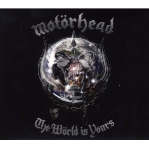 The World Is Yours Novo Album do Motorhead