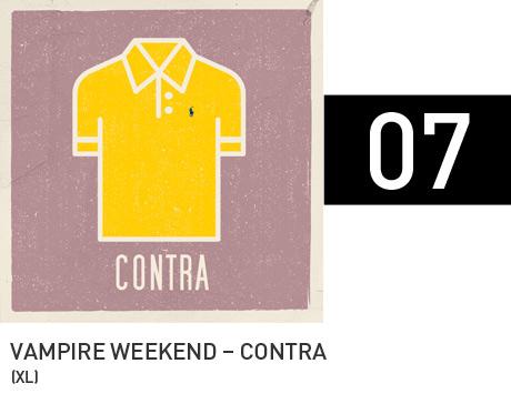 Vampire Weekend - Contra (Vahalla Studios)