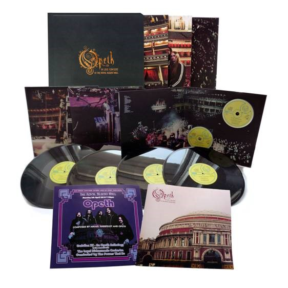 opeth-In Live Concert at the Royal Albert Hall