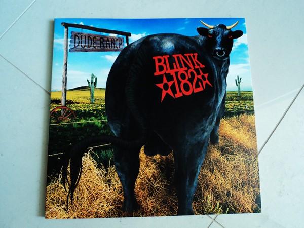 Blink 182 - Dude Ranch (Vinil Verde)
