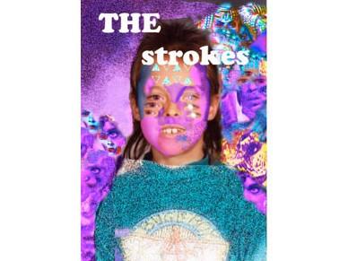 Strokes trocam a capa do novo disco