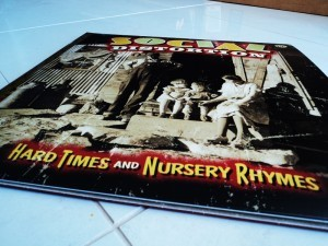Social Distortion - Hard Times And Nursery Rhymes (2x Red LP)