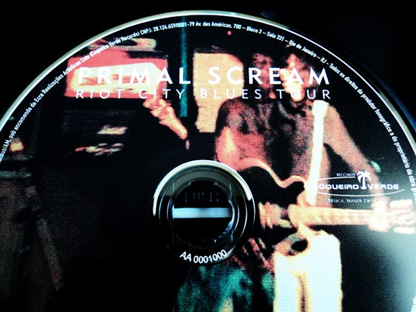 Primal Scream - Riot City Blues Tour