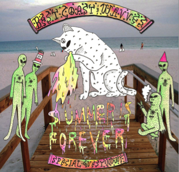 Best Coast & Wavves - Summer Is Forever