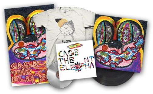 Cage The Elephant - Thank You Happy Birthday Pack