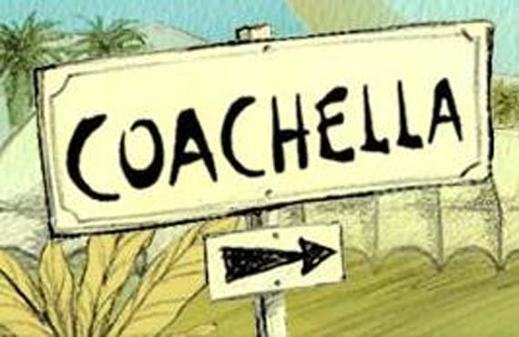 Veja o Line-up do Coachella 2011