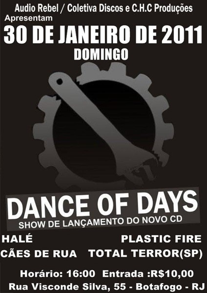 Dance Of Days - Botafogo
