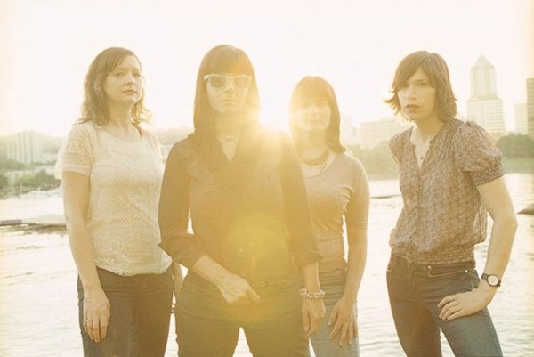 Ex integrantes do Sleater-Kinney formam o Wild Flag