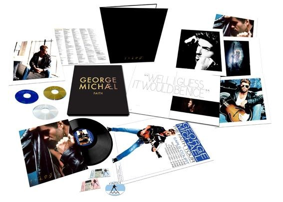 George Michael - Faith - Boxset