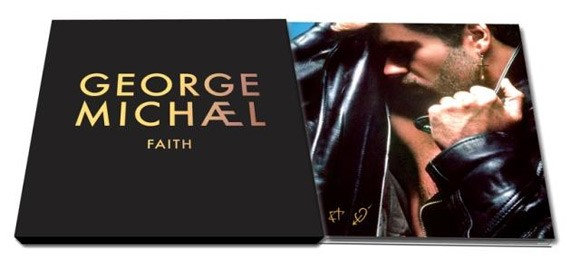 George Michael - Faith - TWO-CD+DVD Special Edition