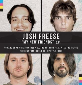 Josh Freese - My New Friends EP [2011]