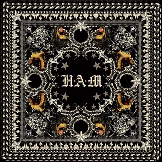 Kanye West and Jay-Z - H•A•M