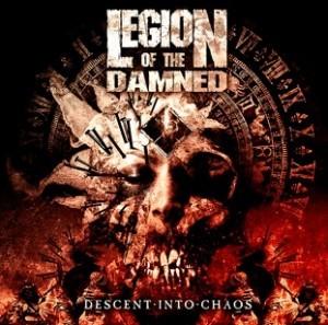 Legion Of Damned - Descent Into Chaos - Versao especial