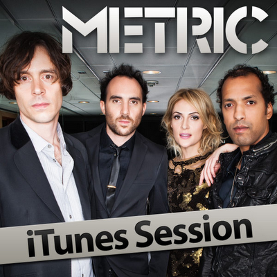 Ouça Na Íntegra o Novo Álbum do Metric