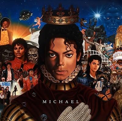 Michael Jackson - Michael 2010 [Deluxe Edition]
