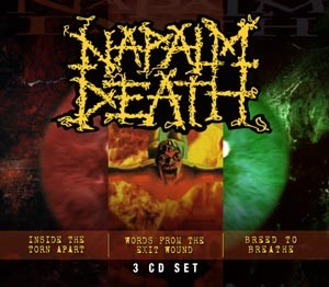 Napalm Death Box