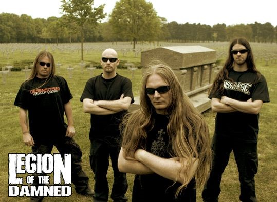 Novo album do Legion Of The Damned