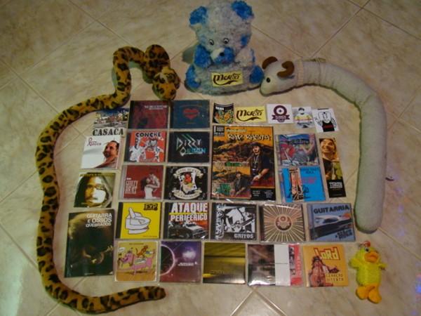 Promoção pacote Capixaba da Laja Records