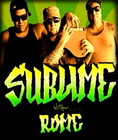Sublime With Rome anuncia turnê com o 311