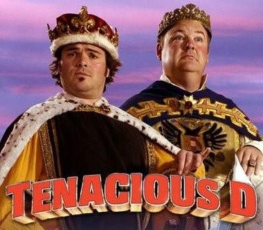 Tenacious D está gravando novo álbum