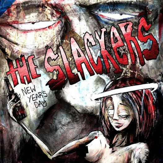 The Slackers - New Years Day 7-inch [2010]
