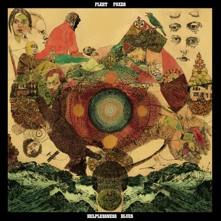 Ouça a primeira música do novo disco do Fleet Foxes