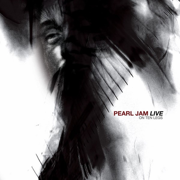 Pearl Jam Live On Ten Legs Top