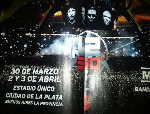 U2 na Argentina