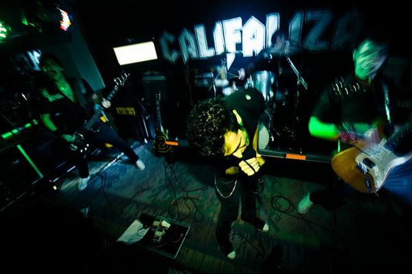 Califaliza - Lançamento do EP