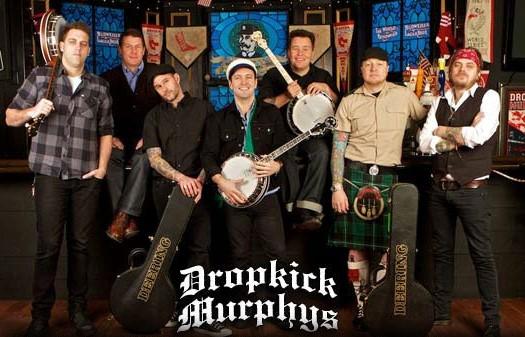 Dropkick Murphys lança linha de banjos