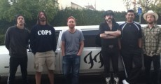 Foo Fighters - White Limo