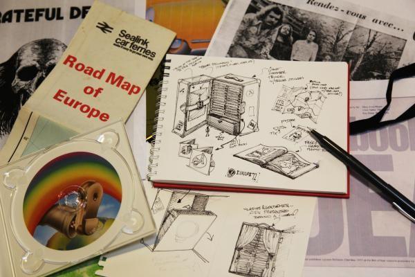 Grateful Dead - Europe '72 The Complete Recordings box set