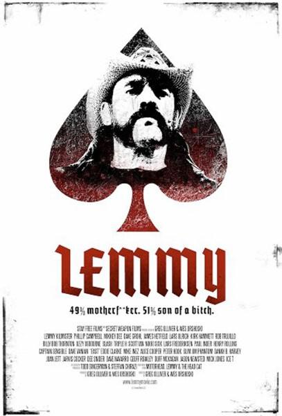 Lemmy documentario lancado