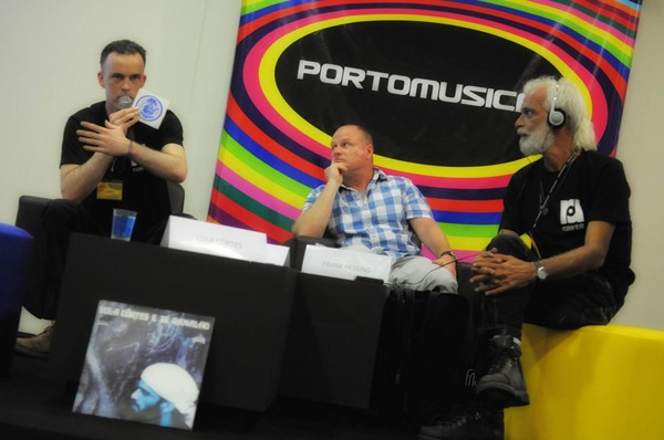 Porto Musical 2011 - David Buttle, Frank Hessing e Lula Côrtes