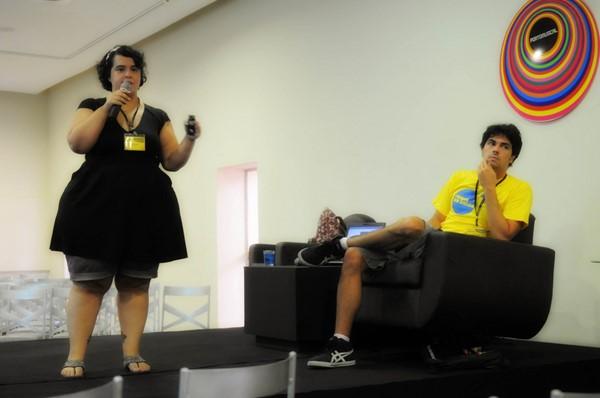 Porto Musical 2011 - Mariana Soldi e Bruno Poljokan