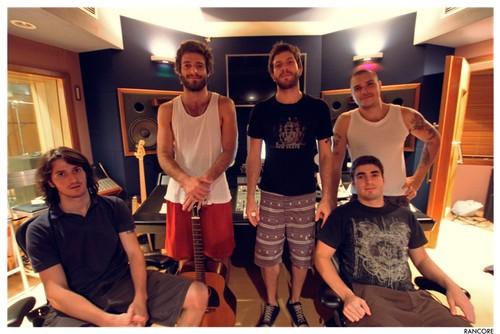 Rancore termina as gravações do novo álbum