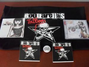 Promoção Boobarellas - Glam Punkers