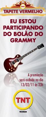 Bolão Blogueiros Grammy / TNT