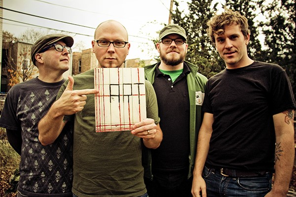 Smoking Popes lança novo disco
