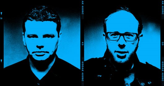 The Chemical Brothers no Brasil em 2011
