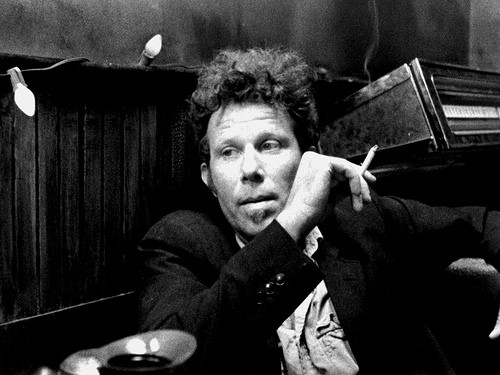 Tom Waits entra para o Rock And Roll Hall Of Fame